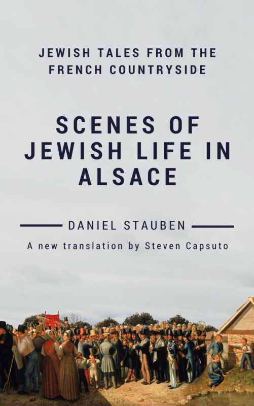 Scenes of Jewish Life in Alsace